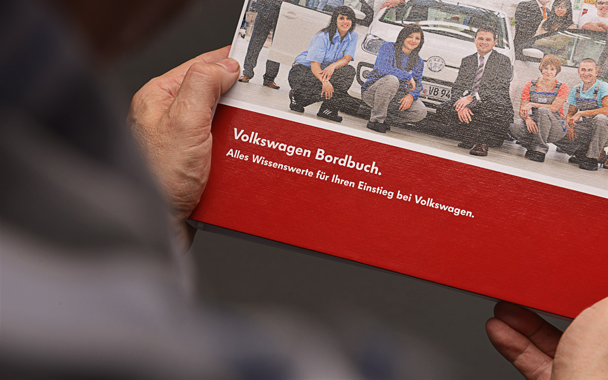 VW Bordbuch