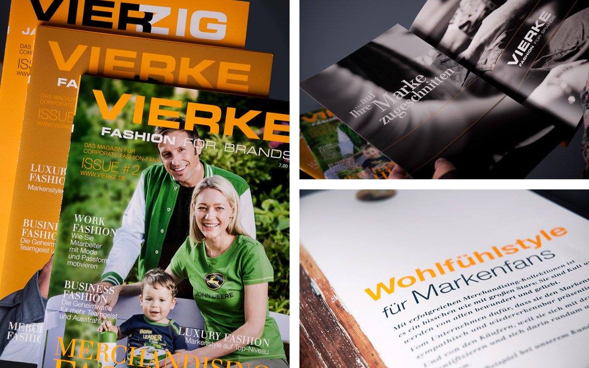 Vierke Magazin Mode