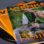 Vierke Magazin Mode Cover